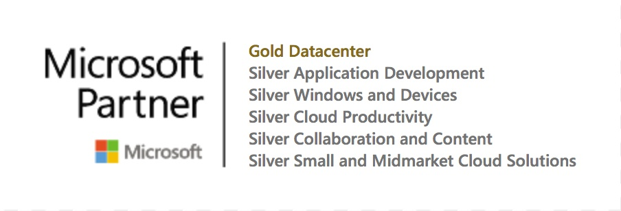 CrucialLogics Microsoft Gold Partners