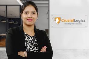 Nisha Sharma Profile Pic Crucial Logics