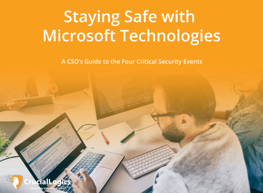 Staying Safe with Microsoft Technologies