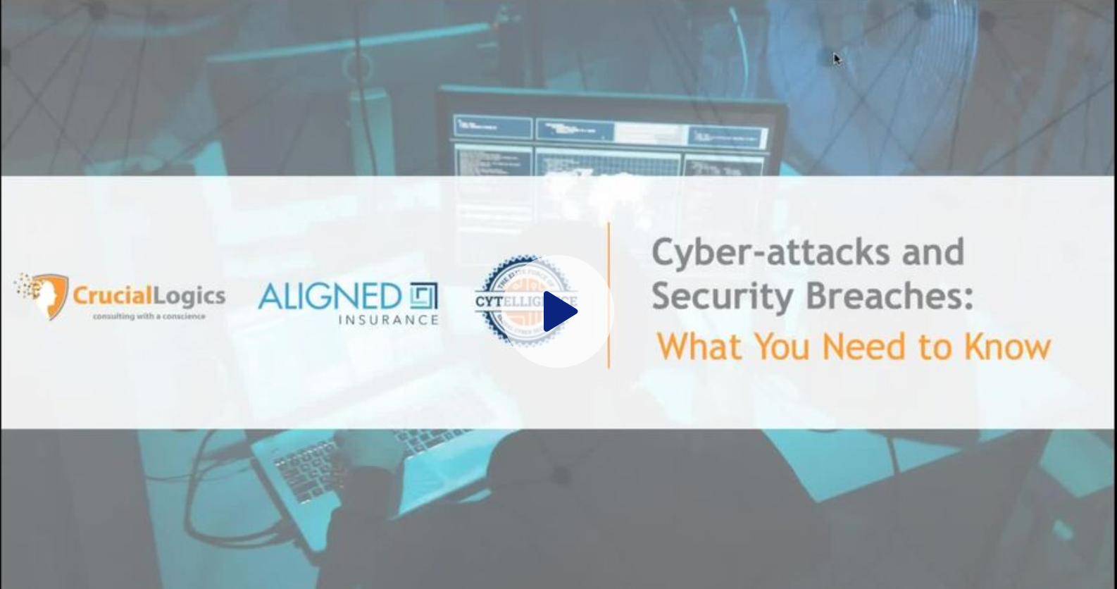 Cyber-attacks and security breaches webinar